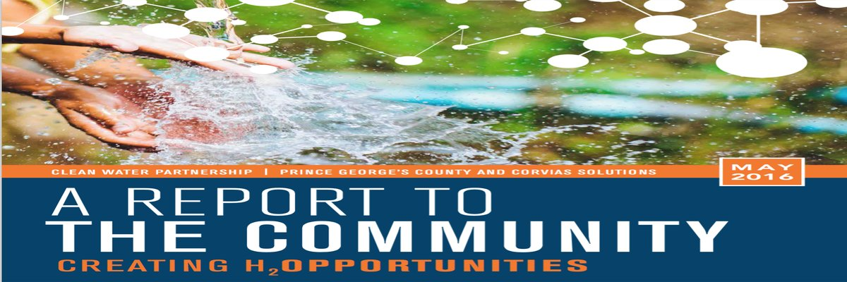 Report to the Community – May 2016